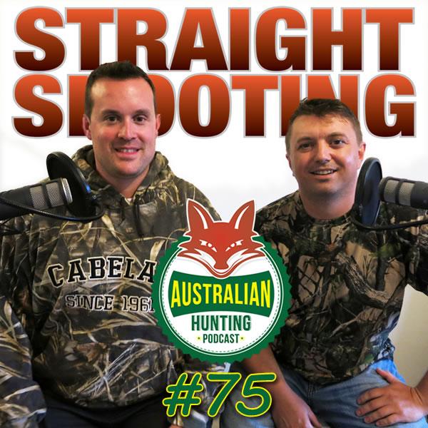 AHP075 - Straight Shooting