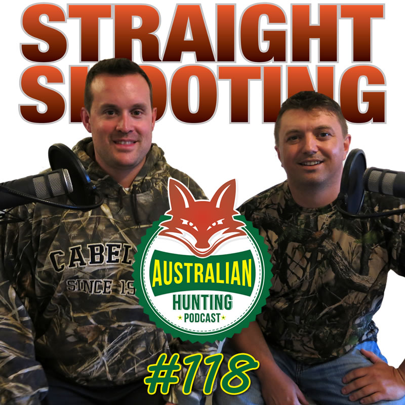 AHP118 - Straight Shooting