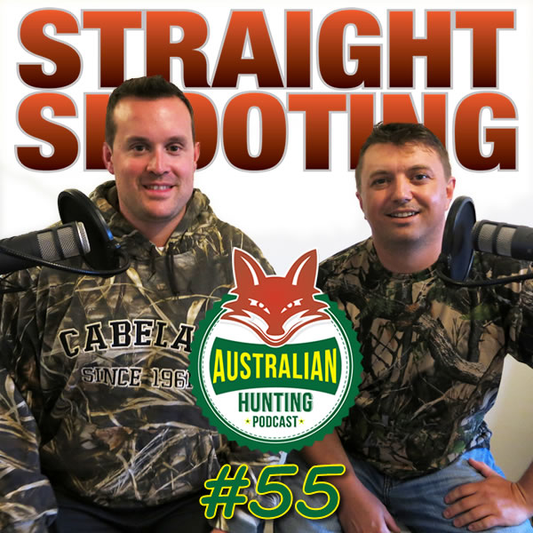 AHP055 - Straight Shooting
