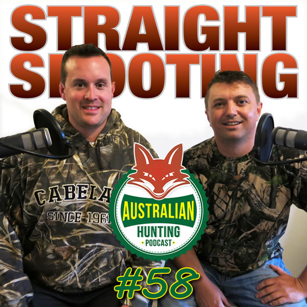 AHP058 - Straight Shooting