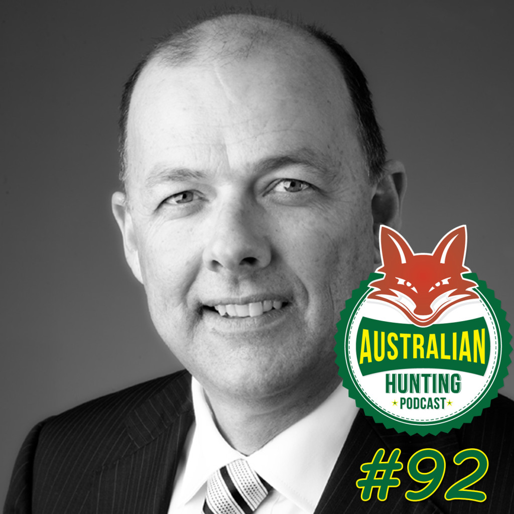 AHP092 - West Australian Firearms Lawyer Ross Williamson