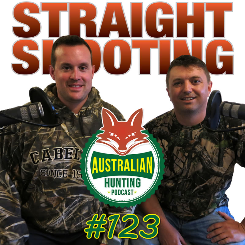 AHP123 - Straight Shooting